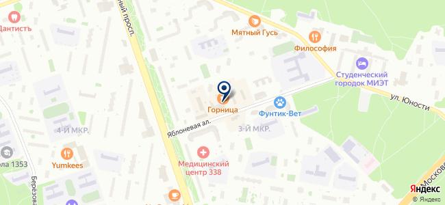 ДСЛ, ООО на карте