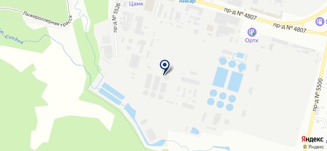 Оптолинк на карте