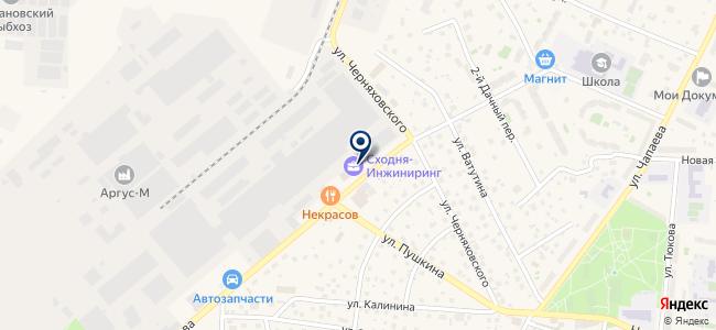 Сфинкс-Электропромремонт на карте
