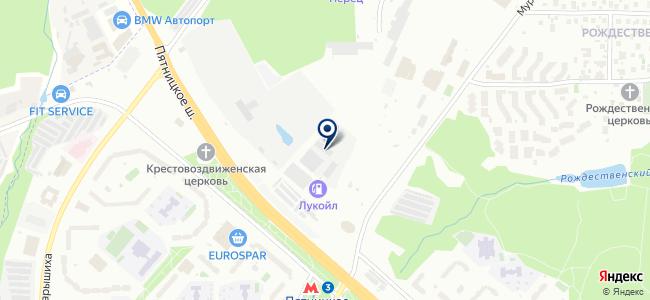 Ванбор на карте