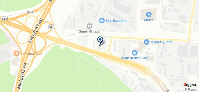 Компания Искра, ООО на карте
