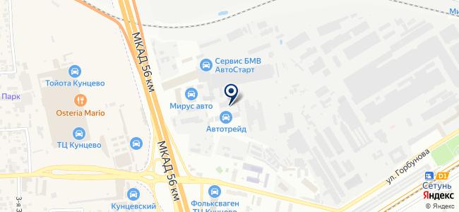 Мосэлектрощит, ОАО на карте