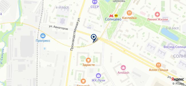 АрсеналСтрой на карте