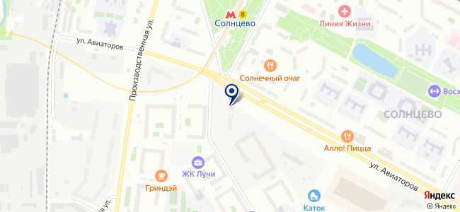 Сиана на карте