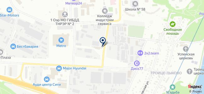 АРКС энергомонтаж на карте