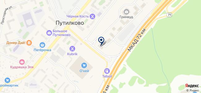 ВК Электроникс, ООО на карте