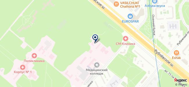 ИЗОТОП РК на карте