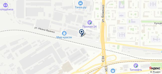 Garden club на карте