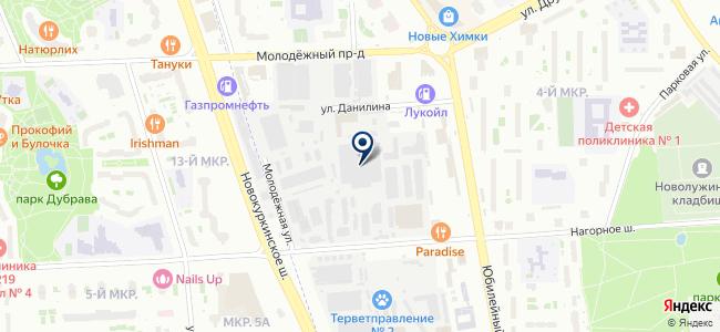 ТехЭлек, ООО на карте
