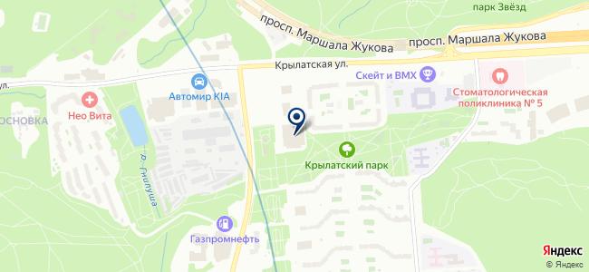 Магазин батареек на карте