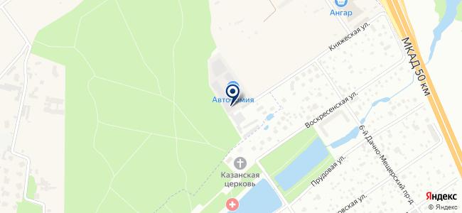 СТКСистема на карте