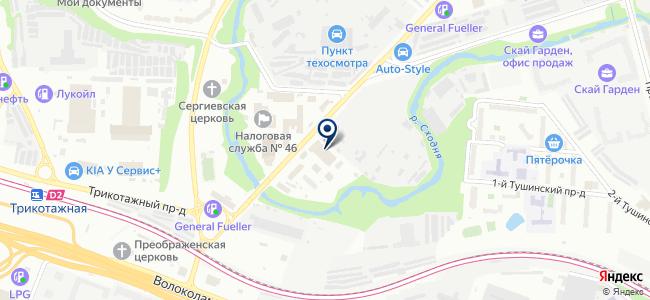 Матик-про на карте