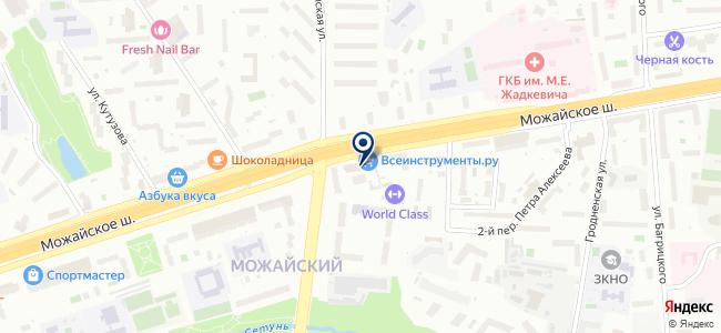Vasko.ru на карте