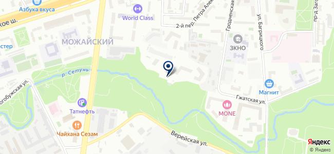Интек-Про на карте