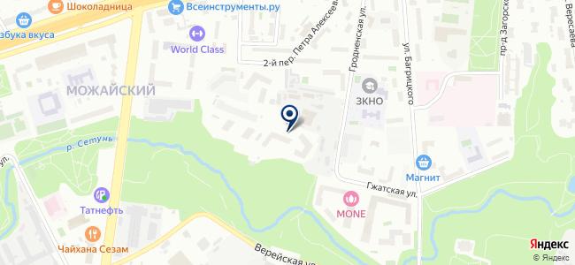 Родонит-Электроресурс на карте