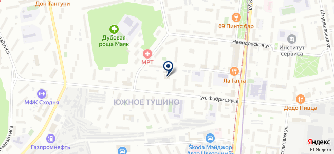 Комплектэлектро, ООО на карте