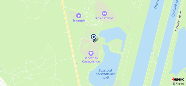 Профальянс на карте
