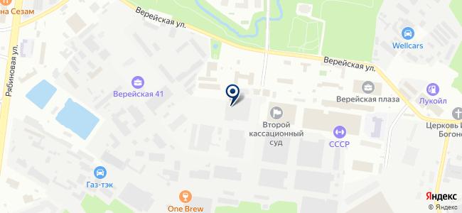 Строймашсервис-Мск на карте