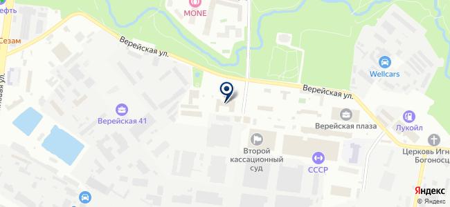 Русские Фонари на карте