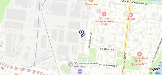 Артавеон на карте