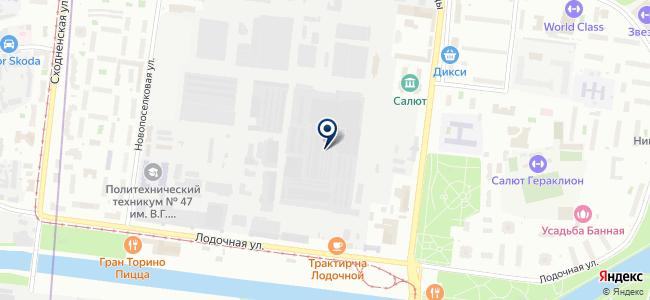 Торговый Дом Евроавтоматика ФиФ, ООО на карте