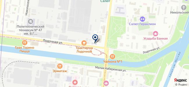 ЭЛСИЭЛ, ЗАО на карте
