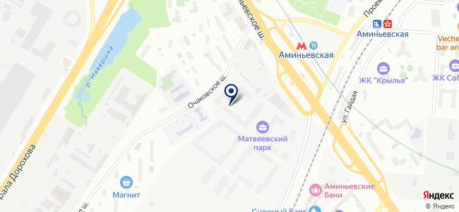 Simdex на карте