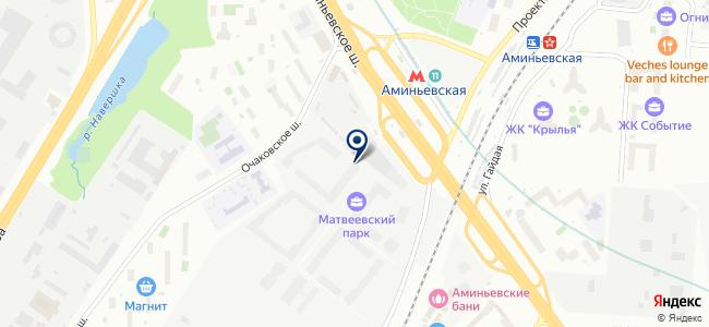 Азимут на карте