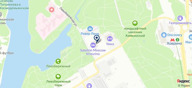 Атлас Групп на карте