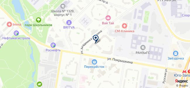 Салтек Русь, ООО на карте