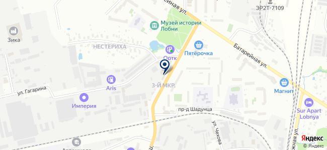 Крепеж-Инструмент на карте