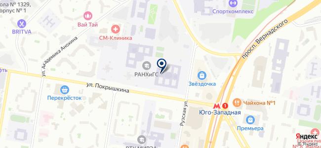 ИстЭнергоГрупп на карте