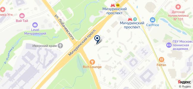 Евро Трейд, ООО на карте
