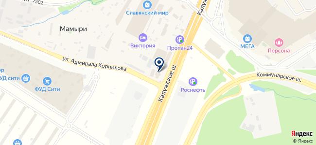Artem Tools на карте