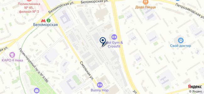 МИГ Стройсервис на карте
