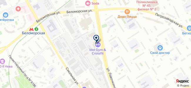 Климатфор, ООО на карте