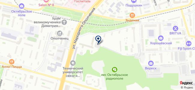 ТехноМакс КС, ООО на карте