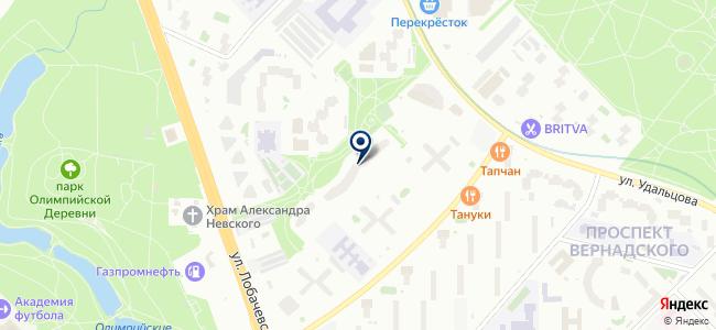 Агентство Телекоммуникаций, ООО на карте