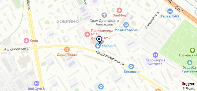 Магазин фототоваров на карте