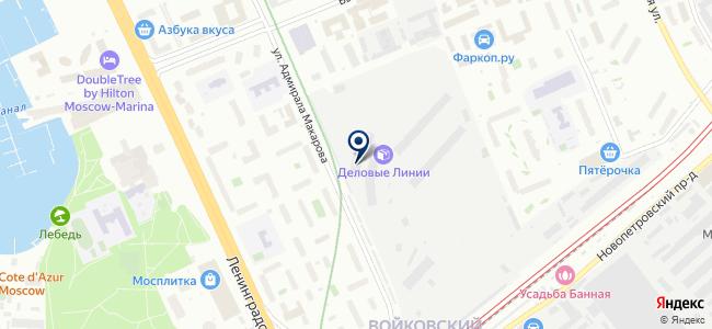 Элком-С, ООО на карте