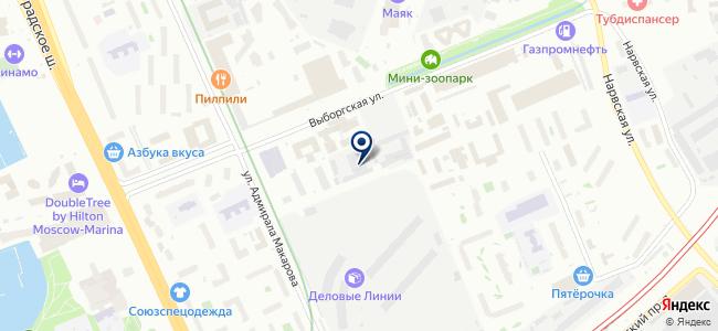 ВЕГА-МСК на карте