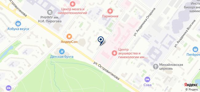 ТЕРМА-ЭНЕРГО на карте