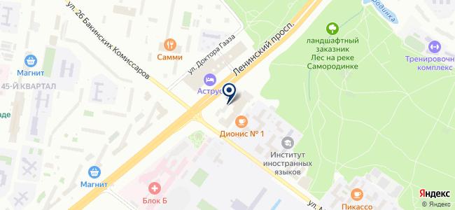 Swagelok на карте