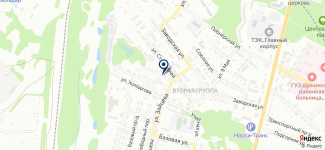 Контакт-Бак, ООО на карте