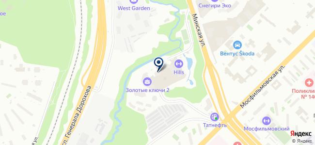 Энерготрейд на карте
