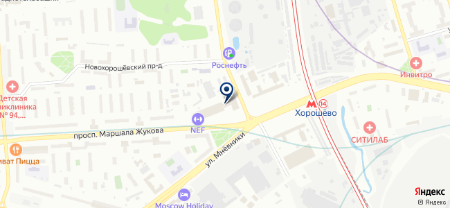 КРОСС ЛИНК на карте