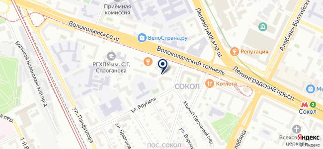 Ремс, ООО на карте