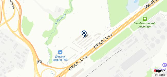 Теплоресурс на карте