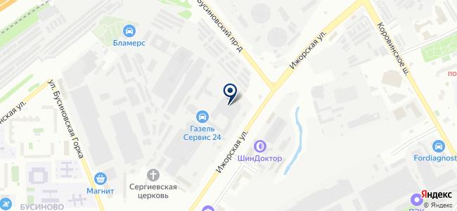 Алектрион, ООО на карте