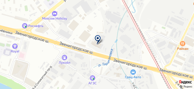 Рокфол, ООО на карте
